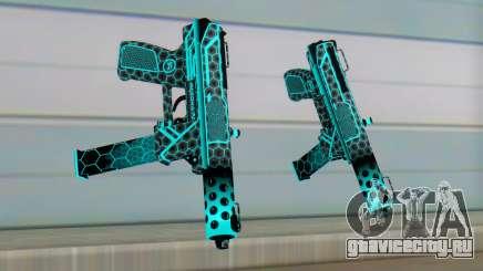 Tec-9 REZONATE для GTA San Andreas