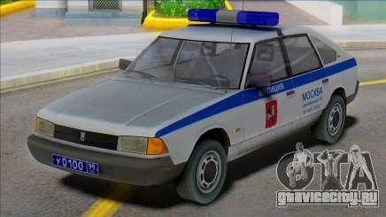 Москвич 21418 Святогор Милиция ППС для GTA San Andreas