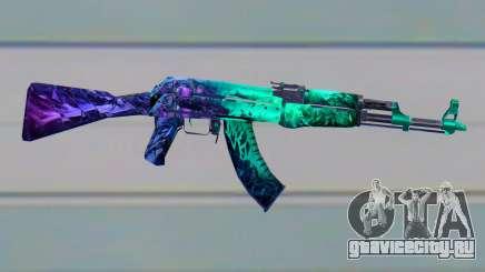 CSGO AK47 ILLusion для GTA San Andreas