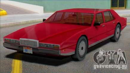 Aston-Martin Lagonda 1987 (IVF) для GTA San Andreas