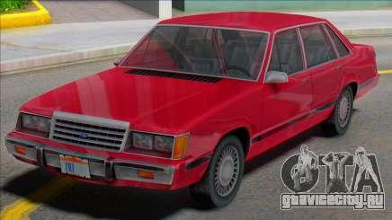 Ford LTD LX 1985 для GTA San Andreas