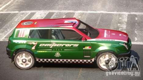 Bay Car from Trackmania United PJ5 для GTA 4