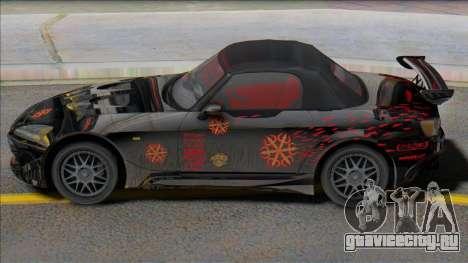 2001 Honda s2000 для GTA San Andreas