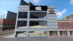 Apple Store для GTA San Andreas