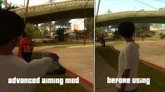 Advanced Aiming Mod v1.4 для GTA San Andreas