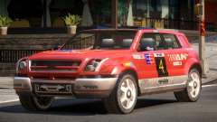 Bay Car from Trackmania United PJ4 для GTA 4