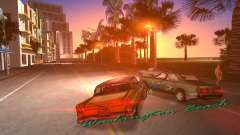 Heavy Car Mod для GTA Vice City
