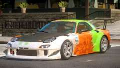 Mazda RX7 CPS PJ3 для GTA 4