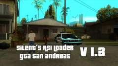 Silent's ASI Loader v1.3 для GTA San Andreas