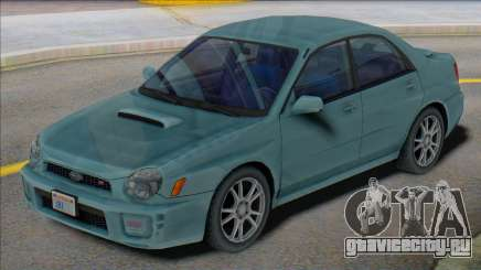 Subaru Impreza WRX STI Sedan Edition для GTA San Andreas