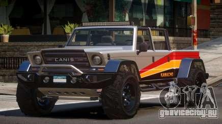Canis Kamacho L4 для GTA 4