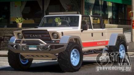 Canis Kamacho L1 для GTA 4