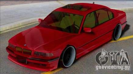 BMW E38 7 series для GTA San Andreas