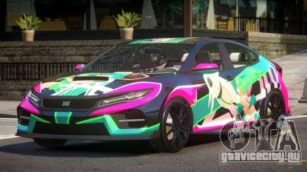 Dinka Sugoi L7 для GTA 4