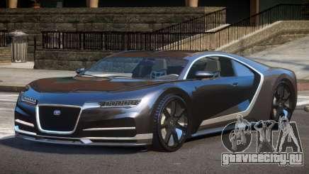 Truffade Nero HQI для GTA 4