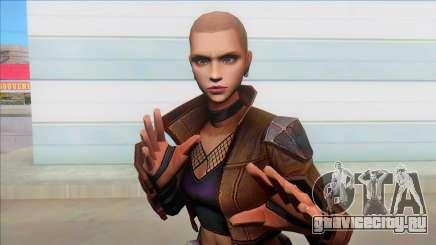 Negasonic Teenage Warhead для GTA San Andreas