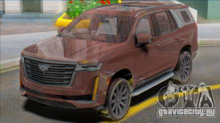 Cadillac Escalade 2020 для GTA San Andreas