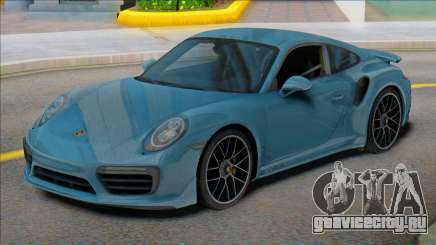 991 II Porsche Turbo для GTA San Andreas