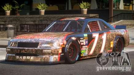 Declasse Hotring Sabre L7 для GTA 4