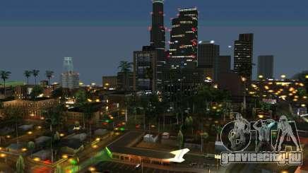 SA.Project2DFX v4.4 для GTA San Andreas