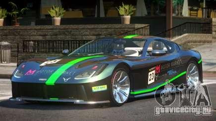 Grotti Itali GTO L2 для GTA 4