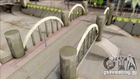 Mesh Smoothed Bridge для GTA San Andreas