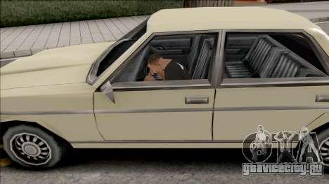 Hide in Vehicle Beta для GTA San Andreas