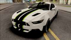 Ford Mustang 2015 NFS Payback Impoved для GTA San Andreas