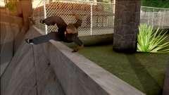 GTA IV Style Climb Camera для GTA San Andreas
