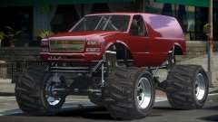 Vapid Liberator Custom для GTA 4