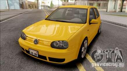 Volkswagen Golf GTI MK4 2001 для GTA San Andreas