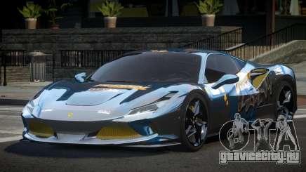 Ferrari F8 Tributo BS L5 для GTA 4