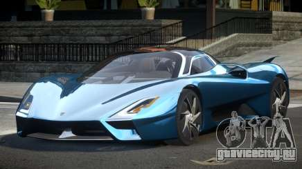 Shelby Super Cars Tuatara для GTA 4