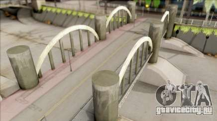Mesh Smoothed Bridge для GTA San Andreas