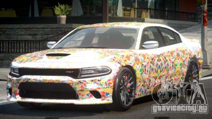 Dodge Charger BS Drift L2 для GTA 4