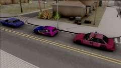Tuning Streets Of Vehicles Vip для GTA San Andreas