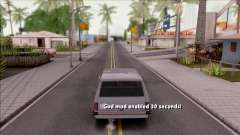 Vehicle God Mod для GTA San Andreas