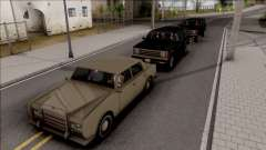 Convoy Protection v3 для GTA San Andreas