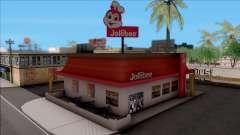 Jollibee Store Los Santos для GTA San Andreas