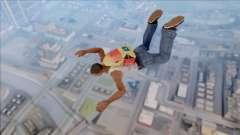Get a Parachute when Entering a Plane для GTA San Andreas