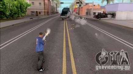 Super Force v5 для GTA San Andreas