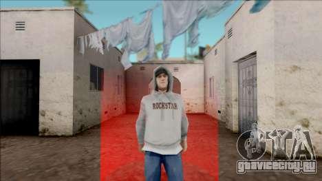 Skin Changer Model для GTA San Andreas