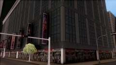 Japanese Big Building для GTA San Andreas