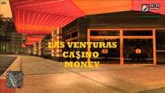 Money Las Venturas для GTA San Andreas