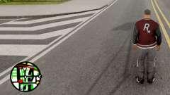 Hide Gang Zone Colors для GTA San Andreas