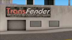 San Fierro Showroom [RH] для GTA San Andreas