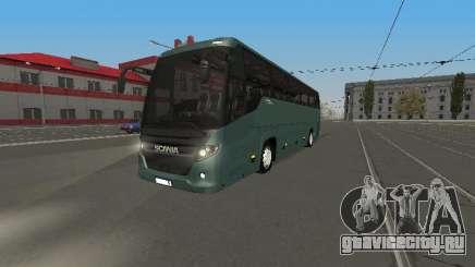 Scania Touring Bus для GTA San Andreas