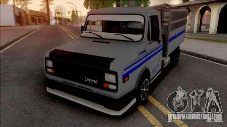 BMC Levend 1.0 для GTA San Andreas