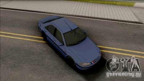 Peugeot Pars Shoti для GTA San Andreas