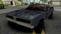 Dodge Charger RT 1969 from Forza Horizon для GTA San Andreas